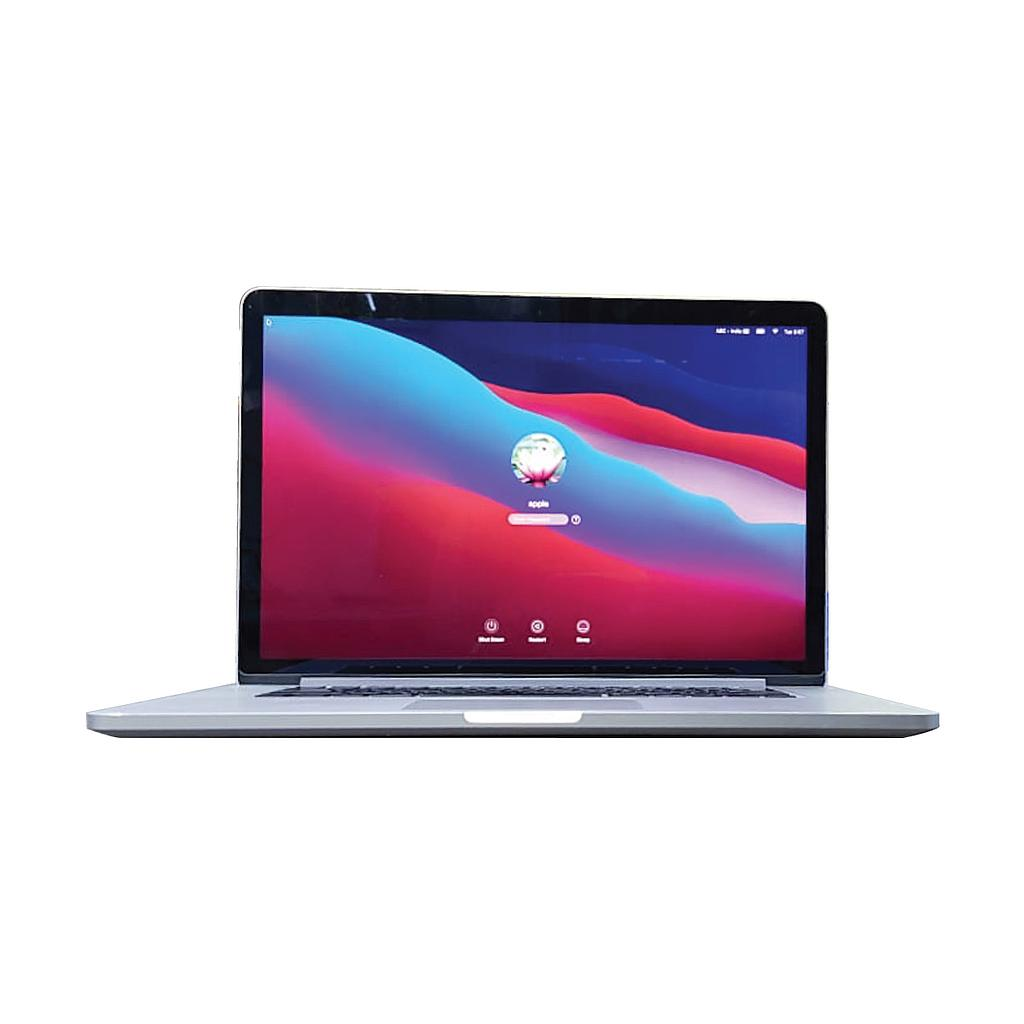 "Apple MacBook Pro A1398 Laptop : Intel Core i7-4th Gen|16GB|500GB|15.4"" Retina