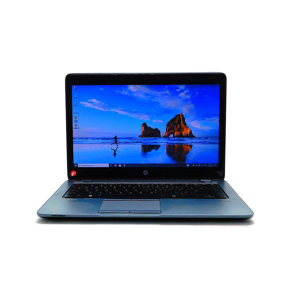 "HP EliteBook 840 G4 Laptop : Intel Core i7-7th Gen|8GB|512GB|14"" HD Touch