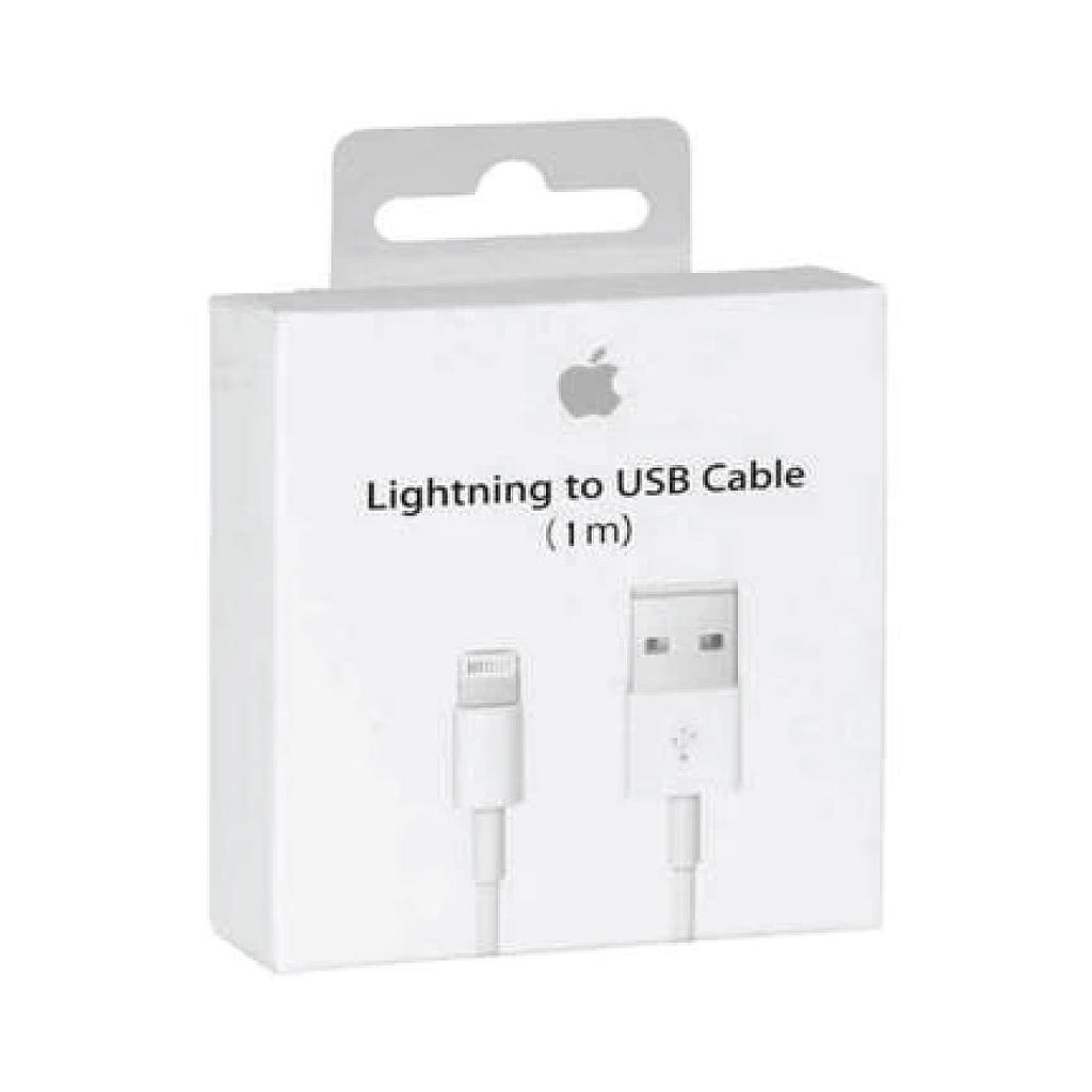 Apple MD818ZM/A Lightning to USB Cable|1Mtr