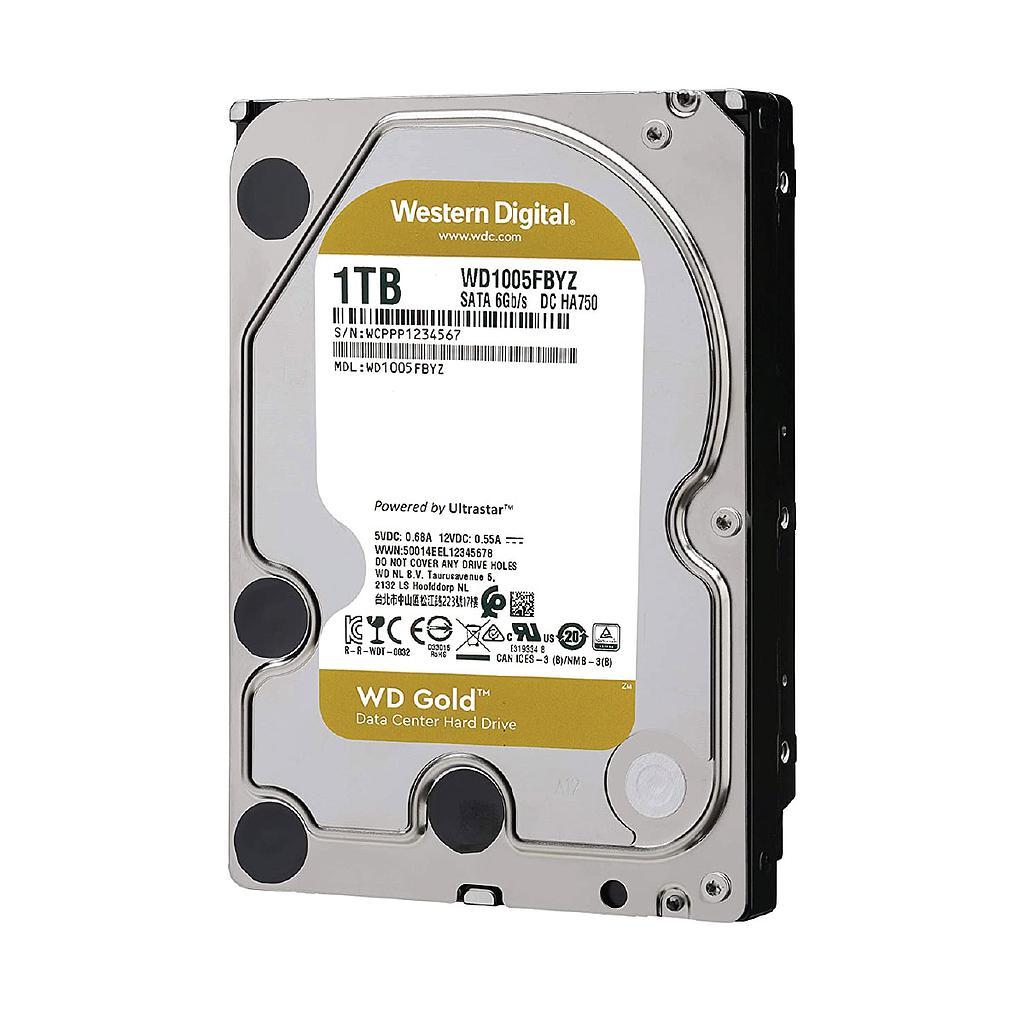 "Western Digital 1TB SATA 7200RPM 3.5"" Desktop Hard Disk"