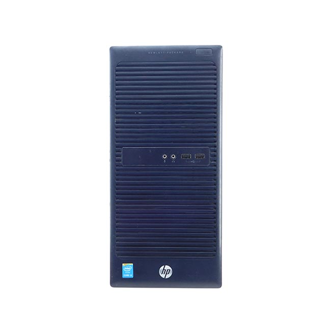 HP 202 G2 MicroTower Desktop CPU : Intel Core i3-4th Gen|8GB|500GB|Win 10Pro