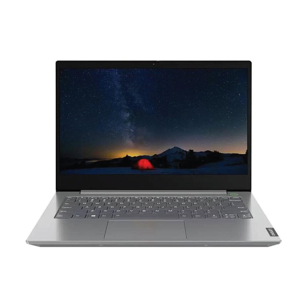 "Lenovo ThinkBook 14 Laptop : Intel Core i3-10th Gen|4GB|1TB|14""FHD