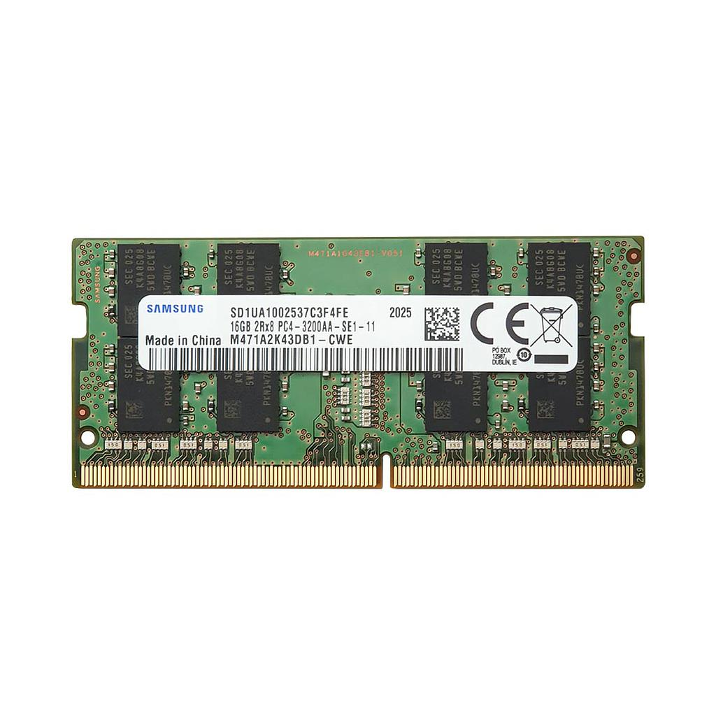 Samsung 16GB DDR4 3200MHz 2RX8 Laptop RAM