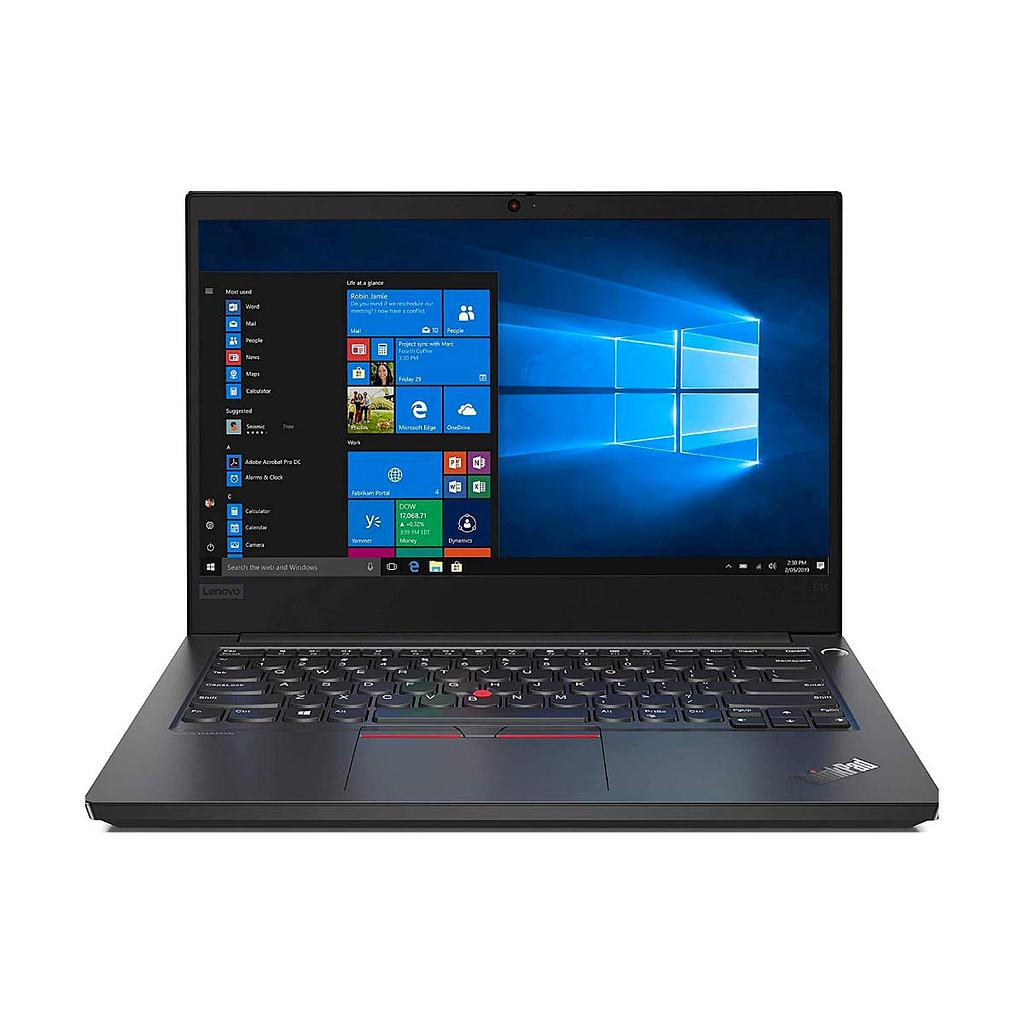 "Lenovo ThinkPad E14 Laptop : Intel Core i5-10th Gen|8GB|1TB + 128GB|14""FHD|Win 10H+MS Office"