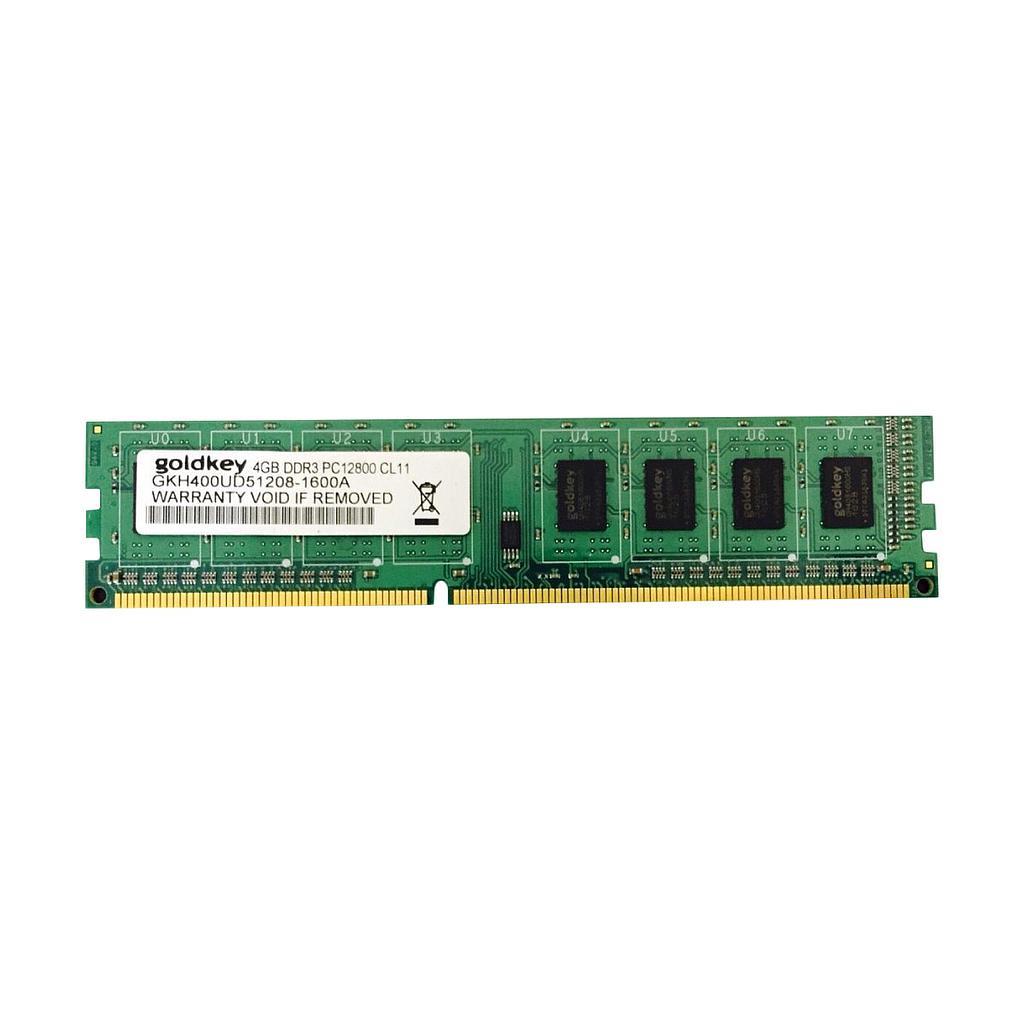 Goldkey 4GB DDR3 PC12800 Desktop RAM