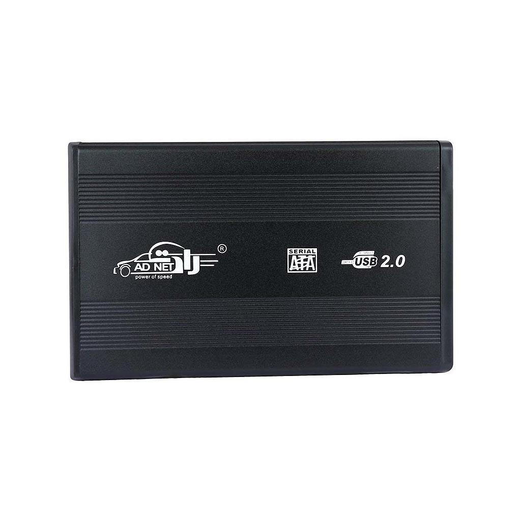 Adnet AD-992 2in1 USB 2.0 Hard Disk Case