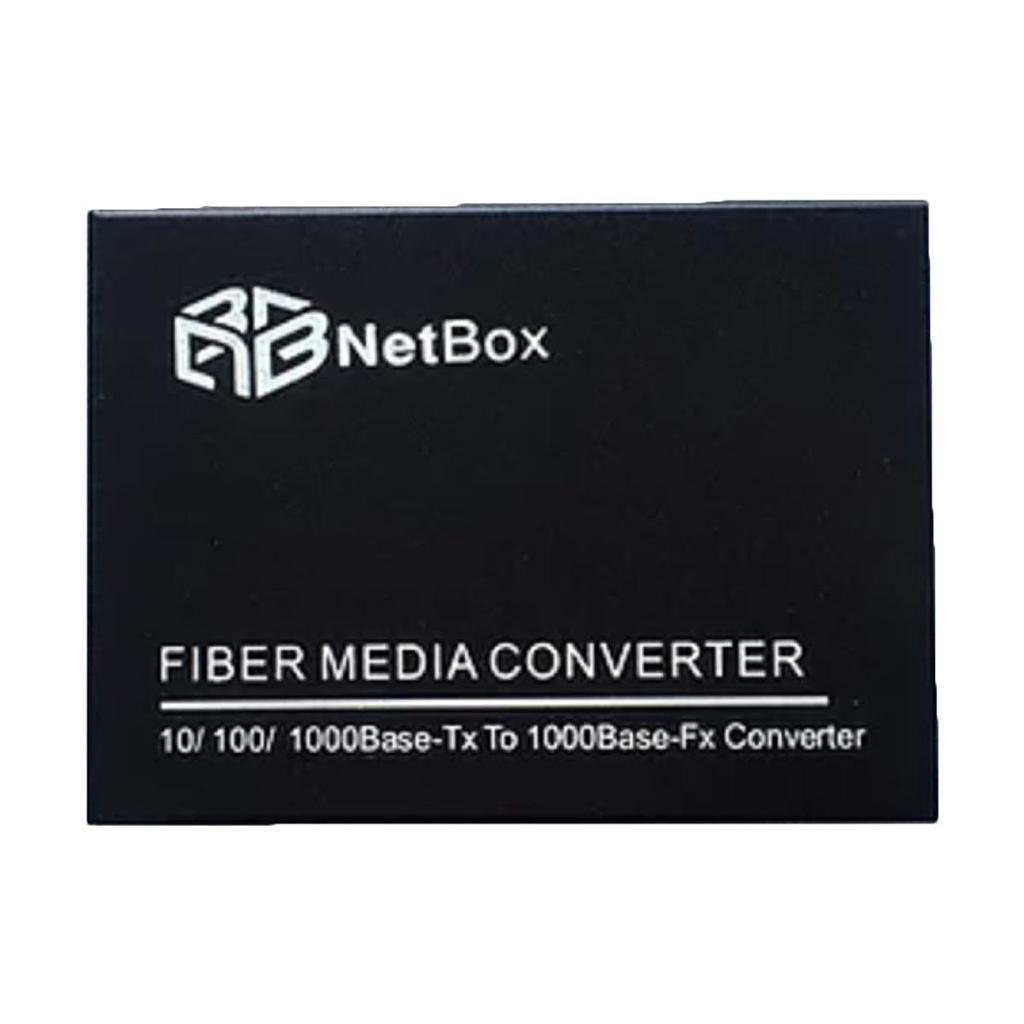 Netbox NF-MC-GS-N Fibre Optical Media Converter