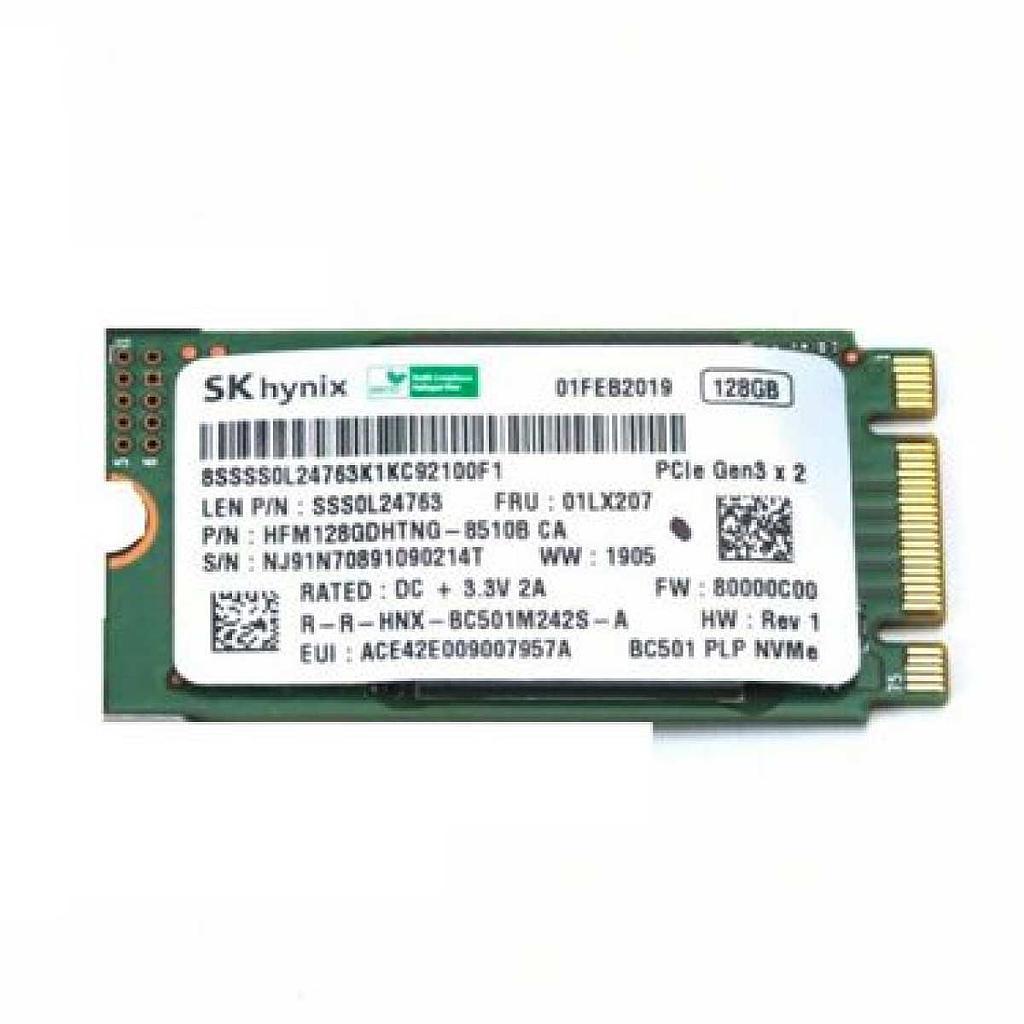 SK Hynix SC311 SATA 128GB M.2 SSD Hard Disk