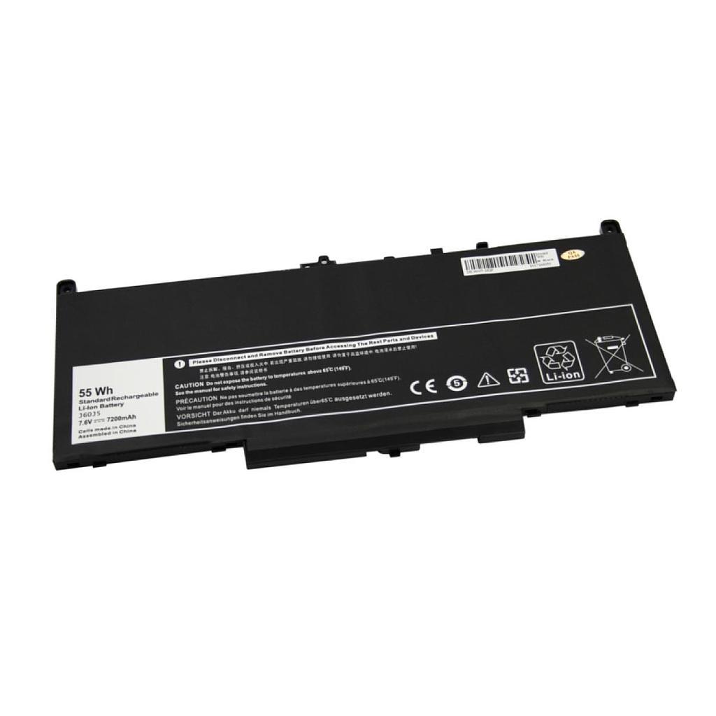 Dell Latitude E7470 55Wh Laptop Battery (C)