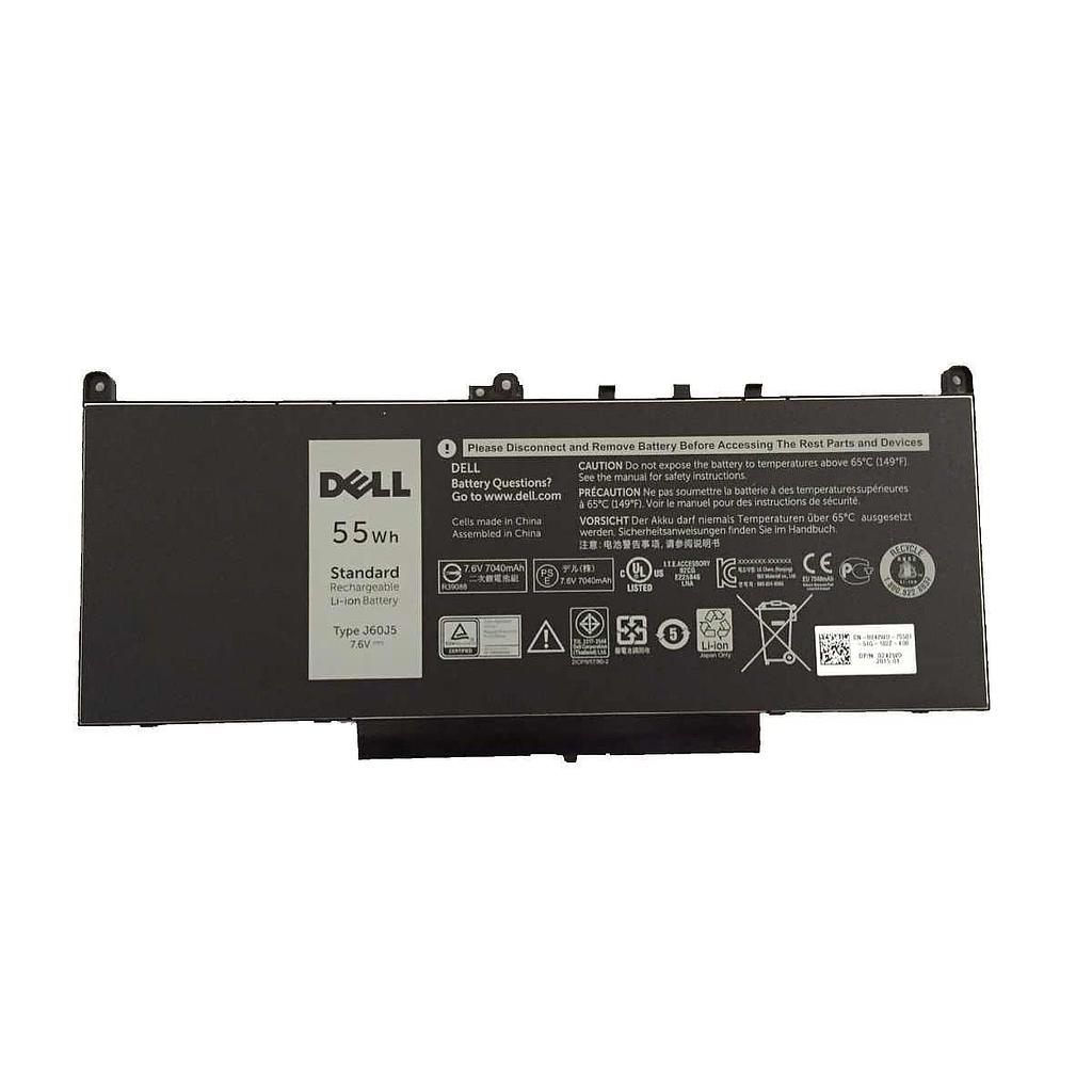 Dell Latitude E7470 55Wh Laptop Battery (O)