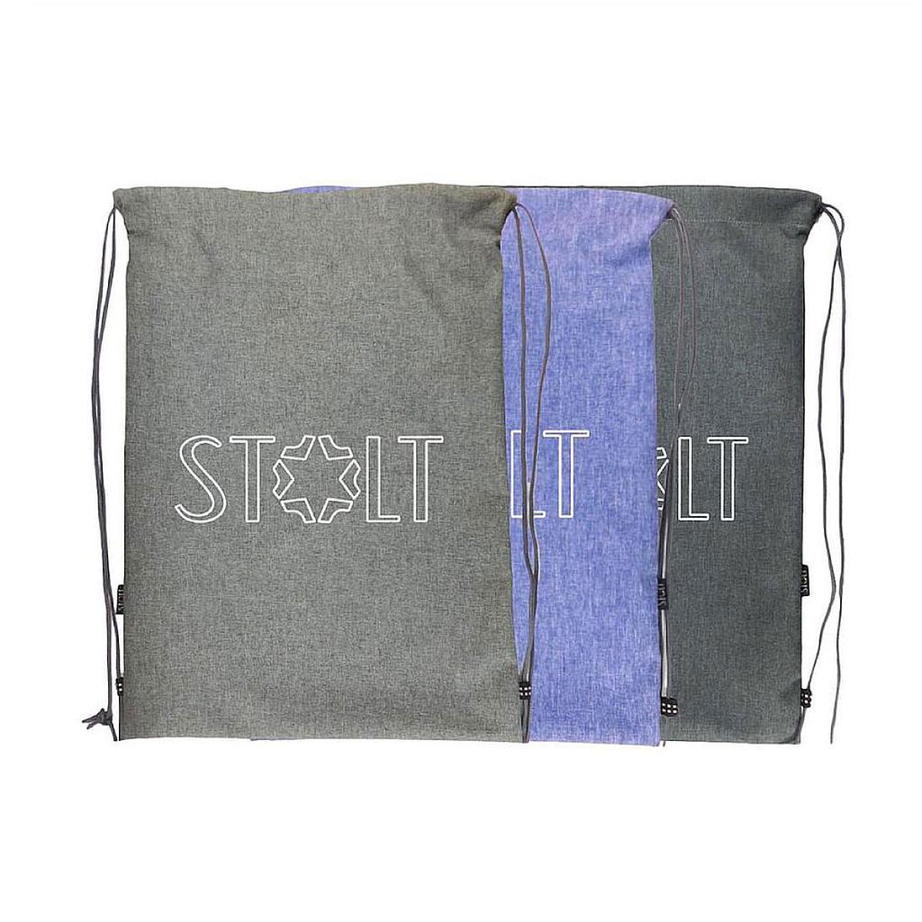 STOLT Drawstring Bag Pack of 3