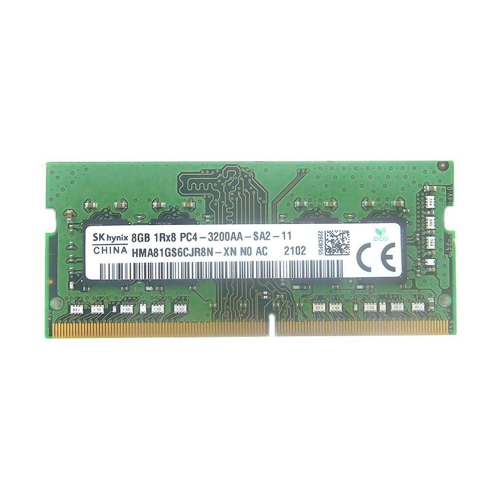 Dell 8GB DDR4 3200Mhz Laptop RAM