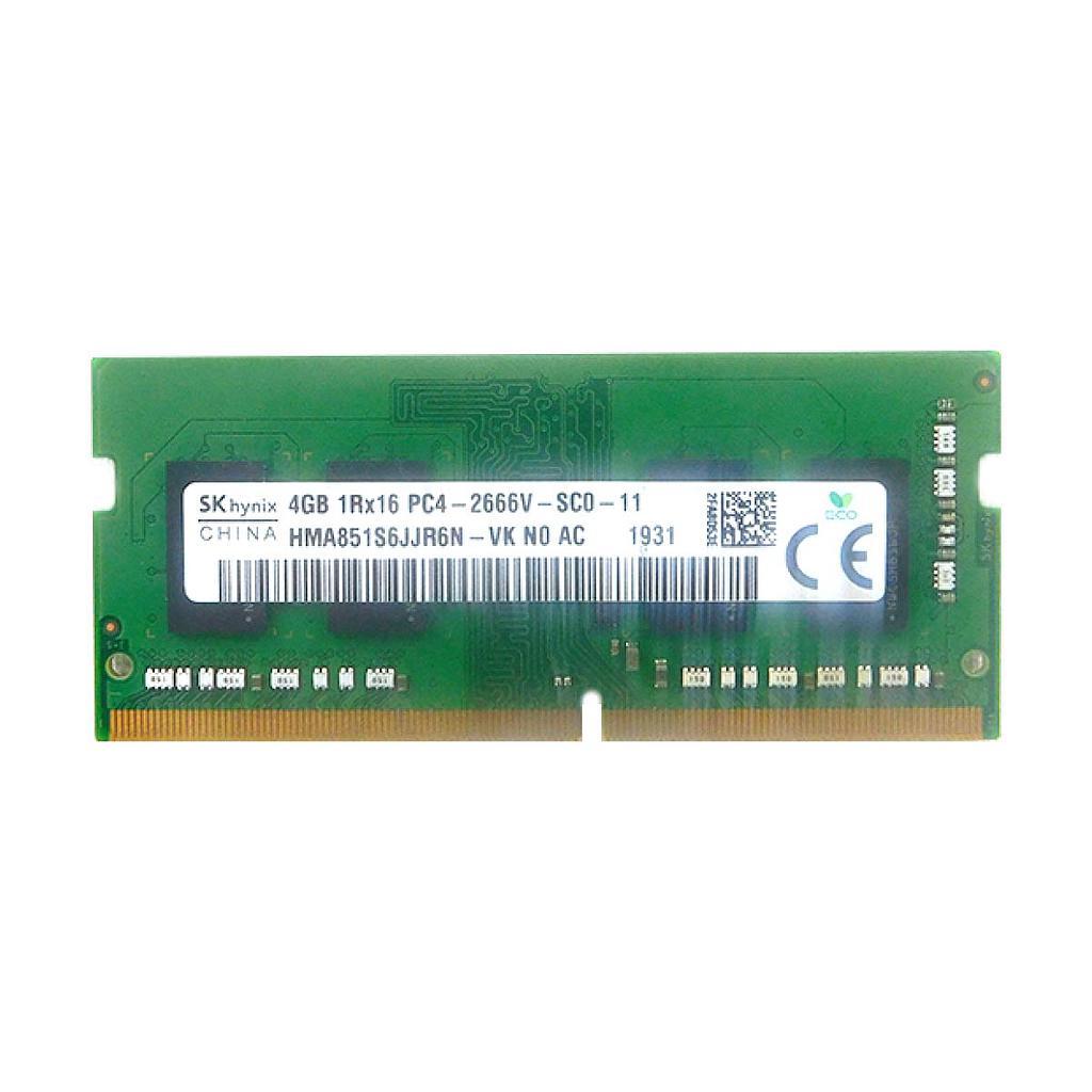 Dell 4GB DDR4 2666Mhz Laptop RAM