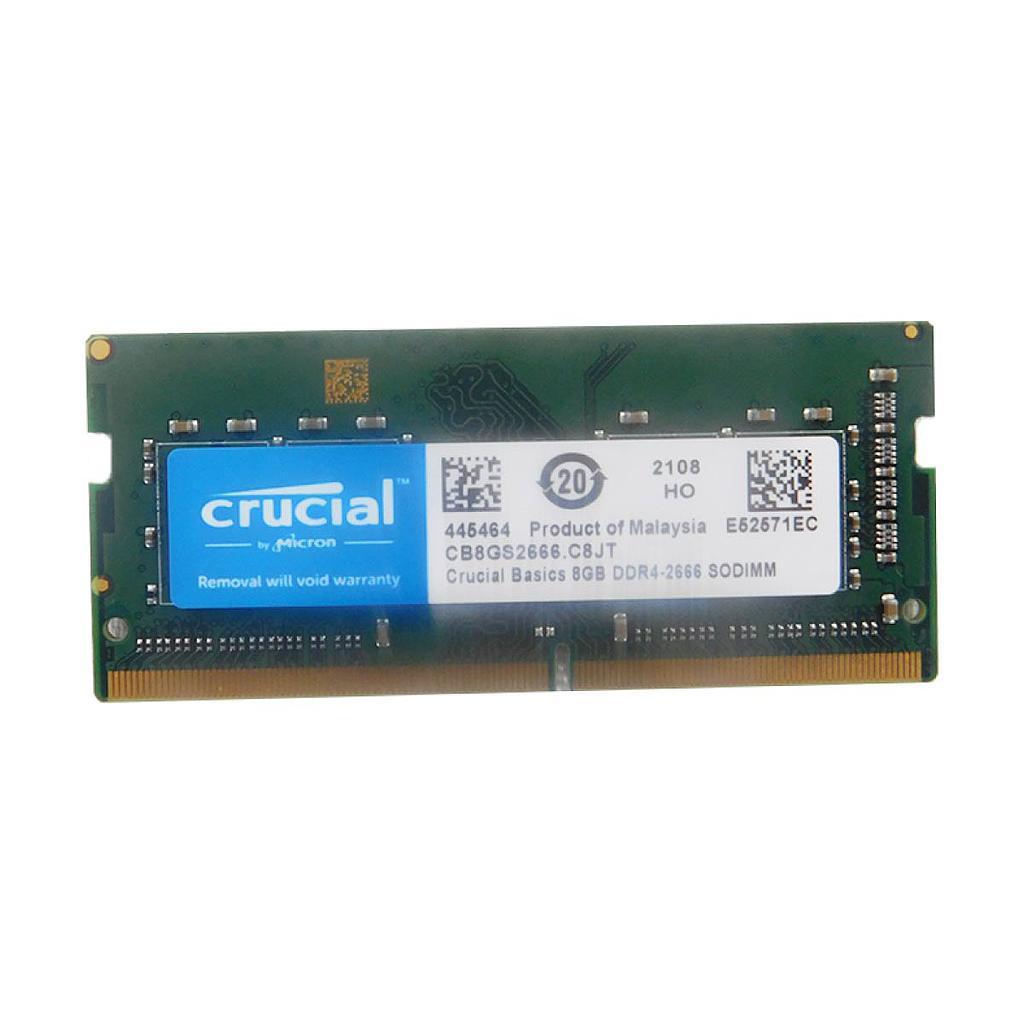 Dell 8GB DDR4 2666Mhz Laptop RAM