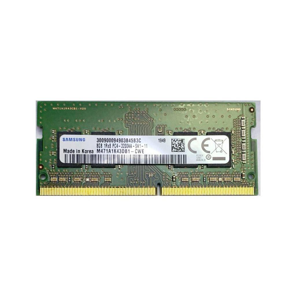 Lenovo 8GB DDR4 3200MHz 1RX8 Laptop RAM