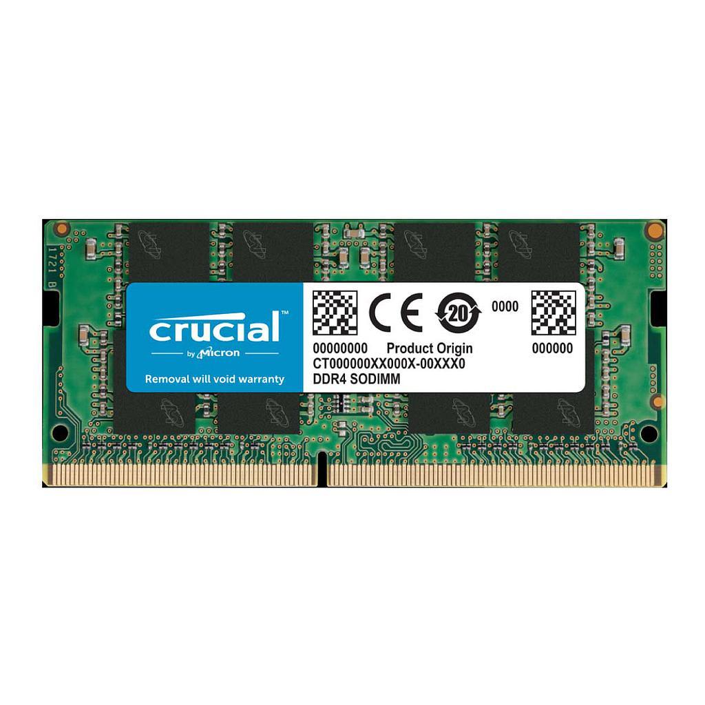 Crucial DDR4 8GB 3200Mhz Laptop Ram