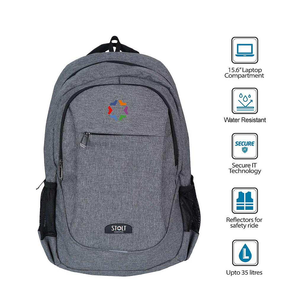 STOLT Camber Laptop Backpack  Essential Series