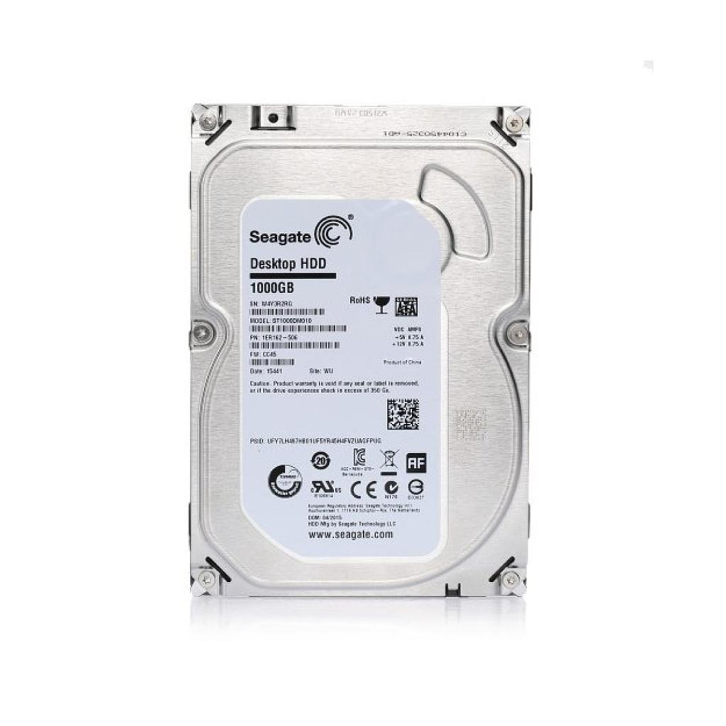 "Seagate 1TB SATA 3.5"" 7200RPM Desktop Hard Disk|ST1000DM003"