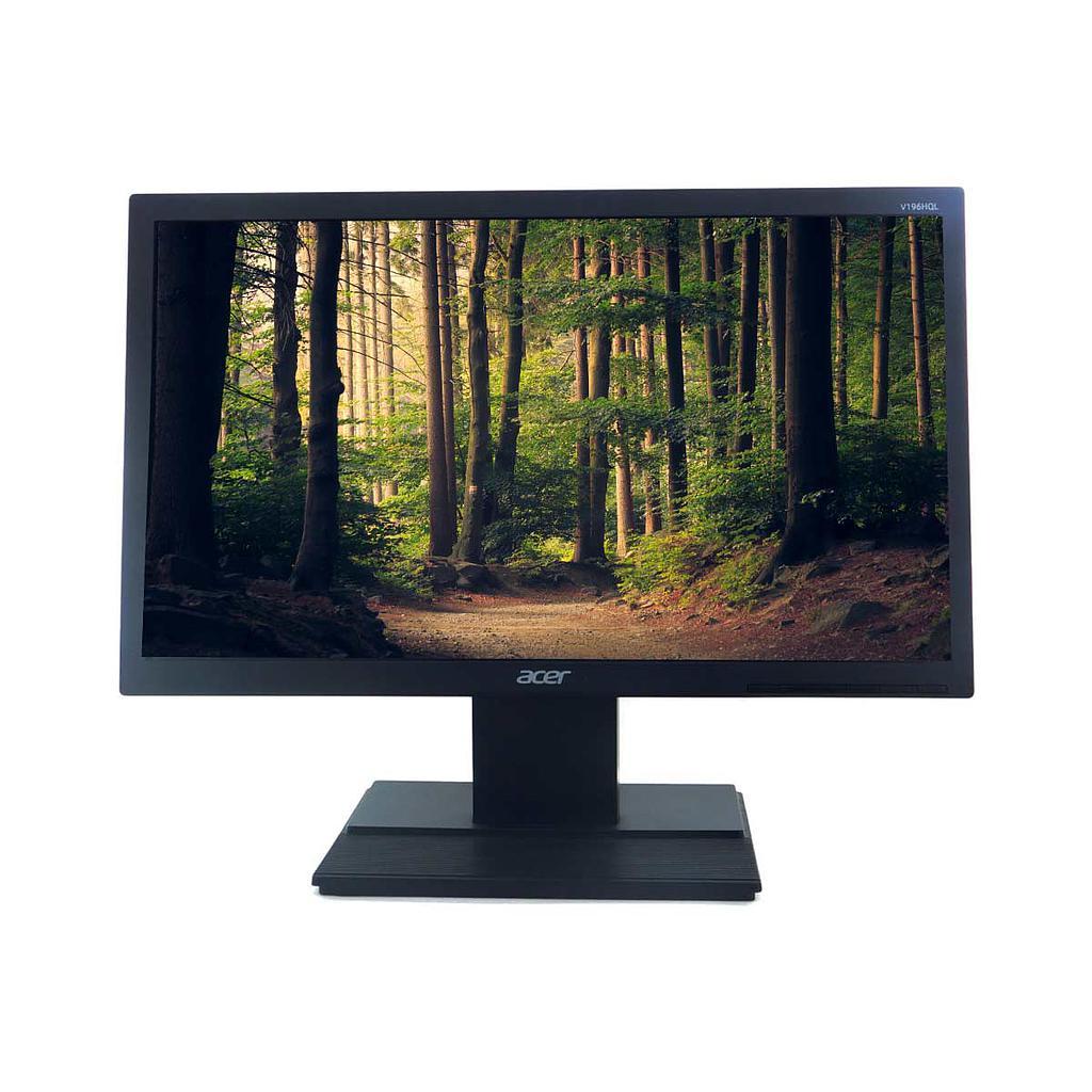 Acer V196HQL 18.5 Inch TFT Monitor