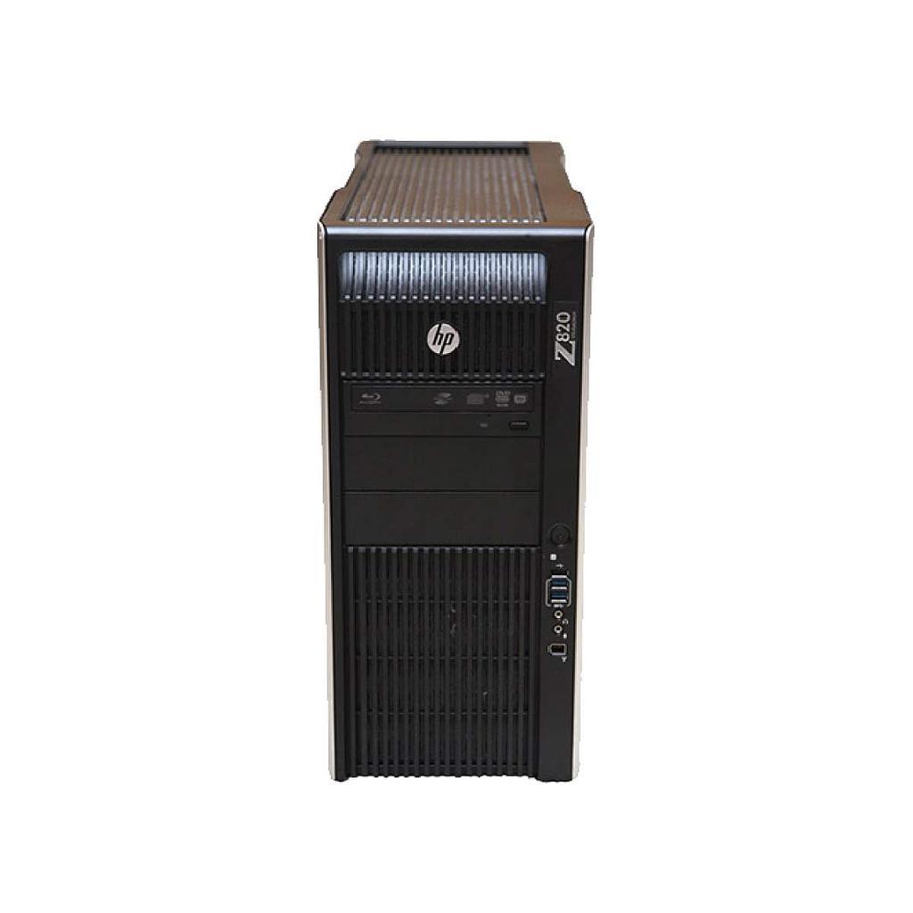 HP Z800 Desktop Workstation : Dual Intel Xeon X5650|16GB|500GB|1GB GC|DOS
