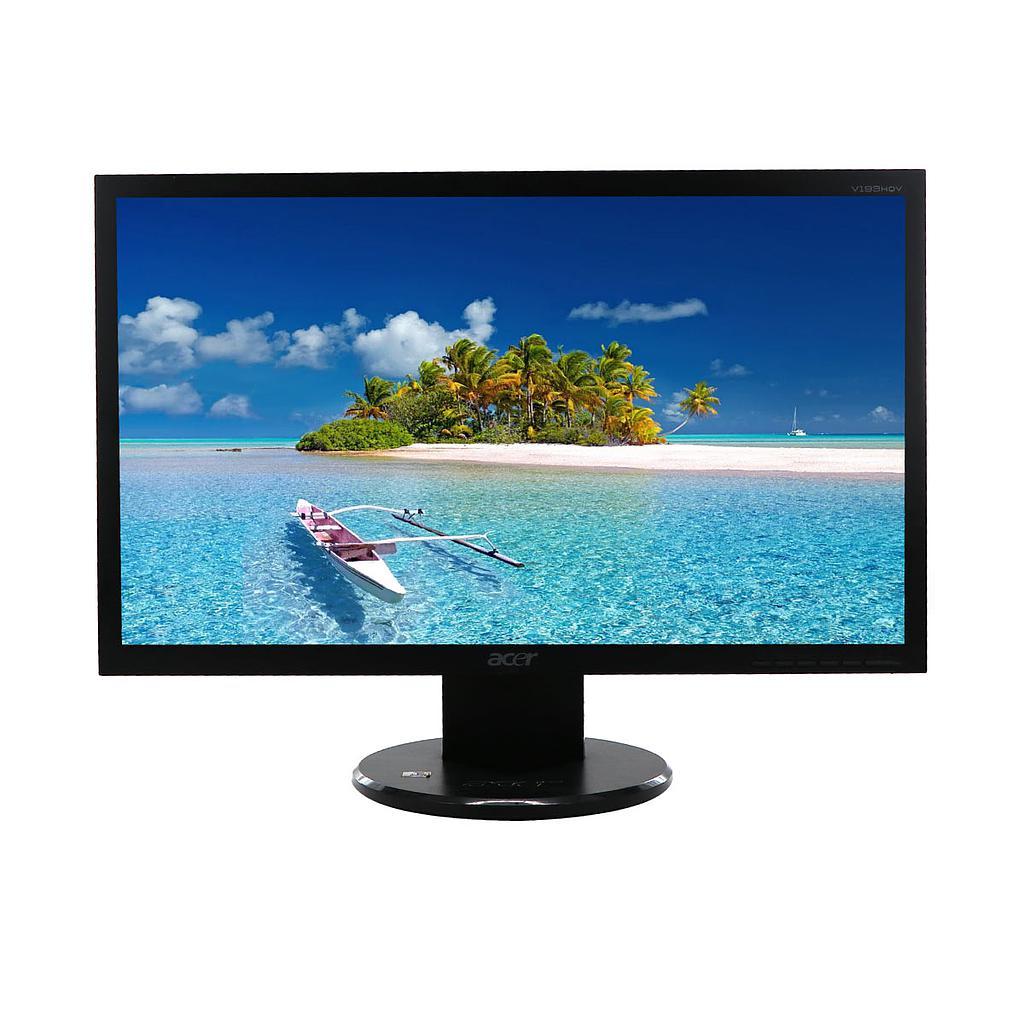 Acer V193HQV 18.5 Inch LCD Monitor