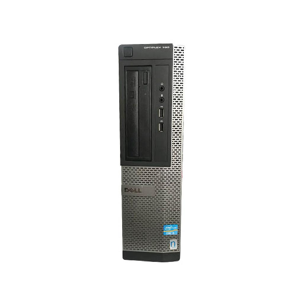 Dell OPTIPLEX 390 Desktop CPU : i5-2nd Gen|8GB|500GB|DVD|Dos|GC